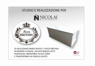 Buffet Tocco British