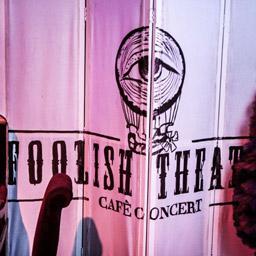 Scenotur - Foolish Theatre