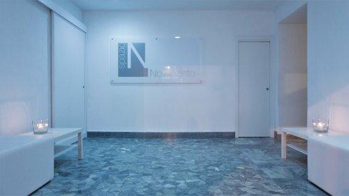 Spazio Novecento - Foyer servizi - Realizzazione